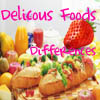 Delicious Foods Differenc…