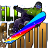 Downhill Snowboarding