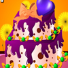 Kids party cake