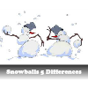 Snowballs 5 Differences